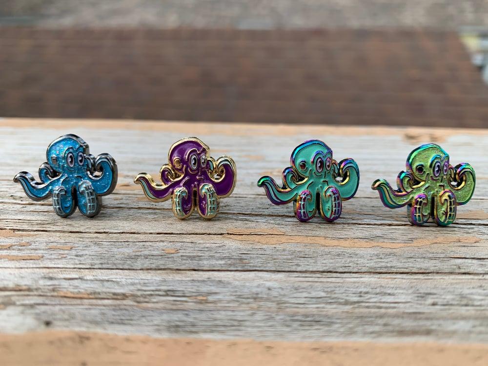 Image of Mini Octopus