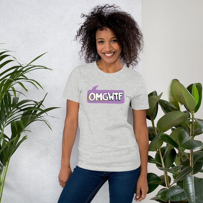 Image of OMGWTF T-Shirt