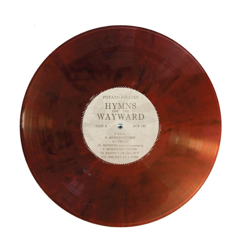 Image of Hymns For The Wayward Vinyl and CD Pre Order