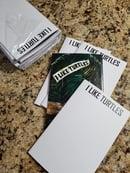 Image of I LIKE TURTLES - LIMITED PRINTED ART BOOK
