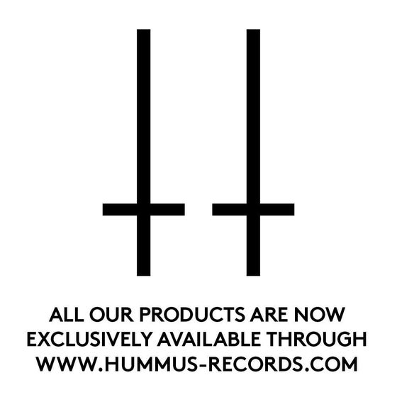 Image of NEW ONLINE SHOP VISIT WWW.HUMMUS-RECORDS.COM