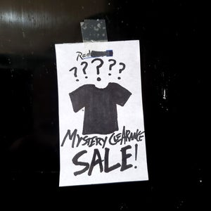 Image of $5 MYSTERY SHIRT CLEARANCE SALE!