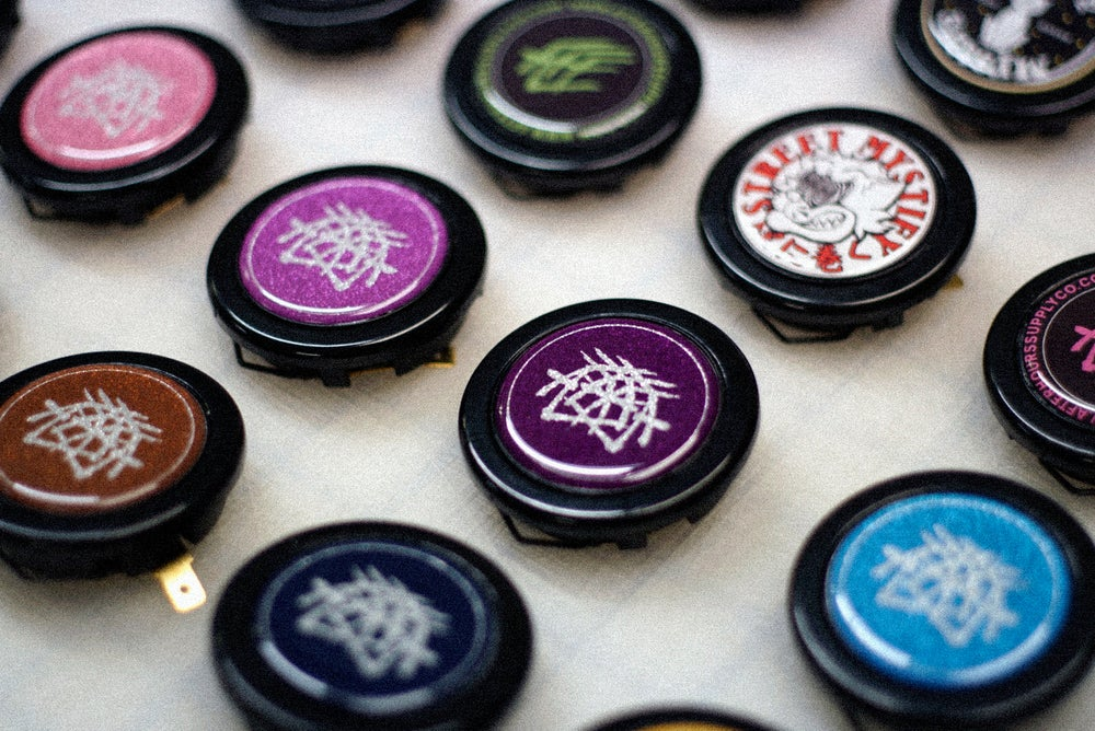 Image of AHSCO Authentic Horn Buttons V2