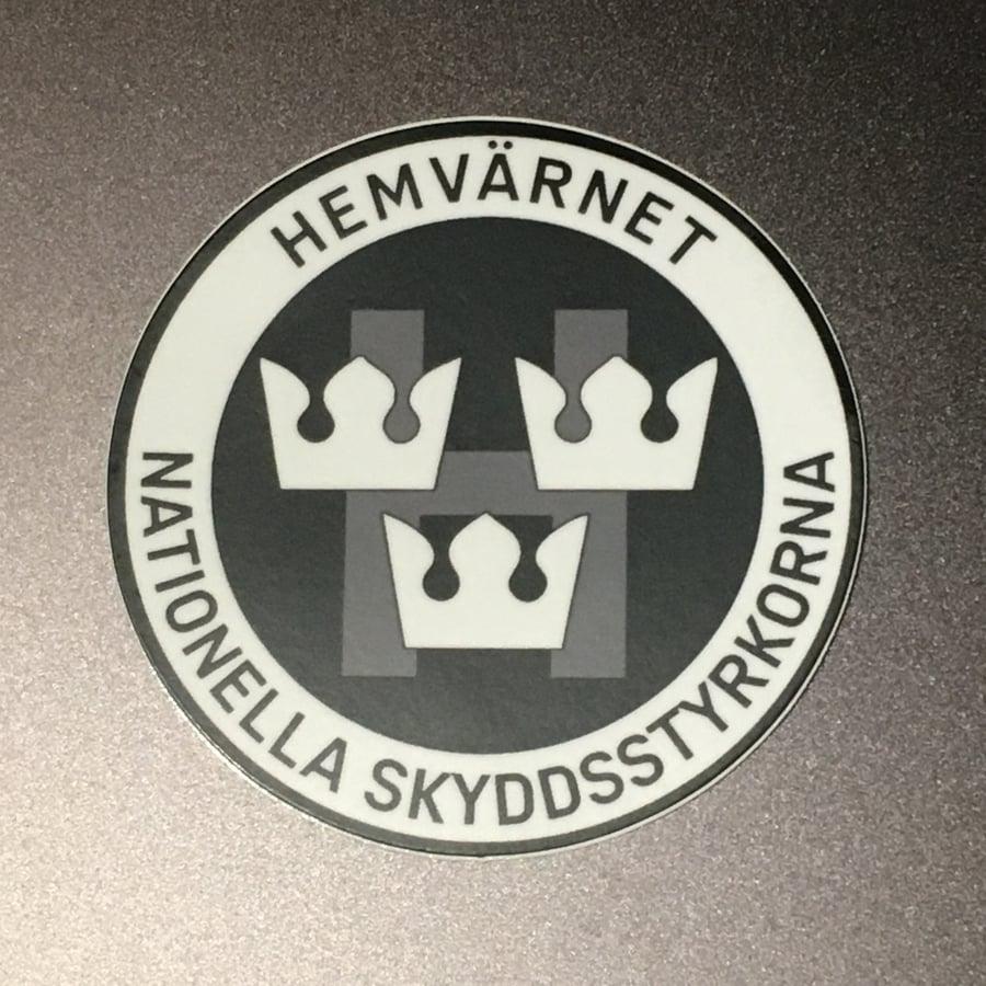 Image of DEKAL - HEMVÄRNET