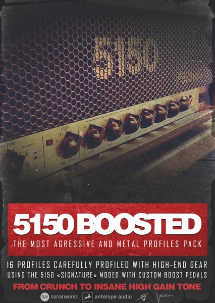 Image of 5150 BOOSTED KEMPER PROFILES