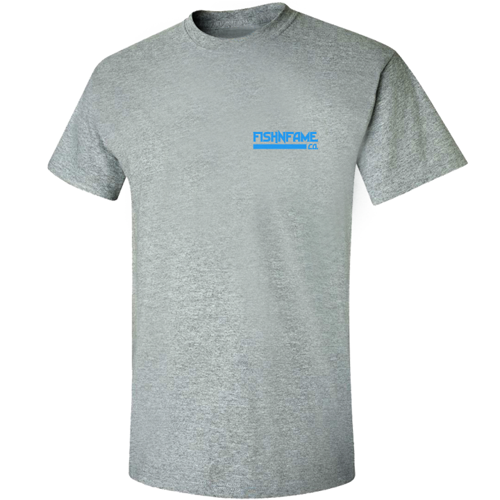 Image of One Ocean Tee (sports grey)