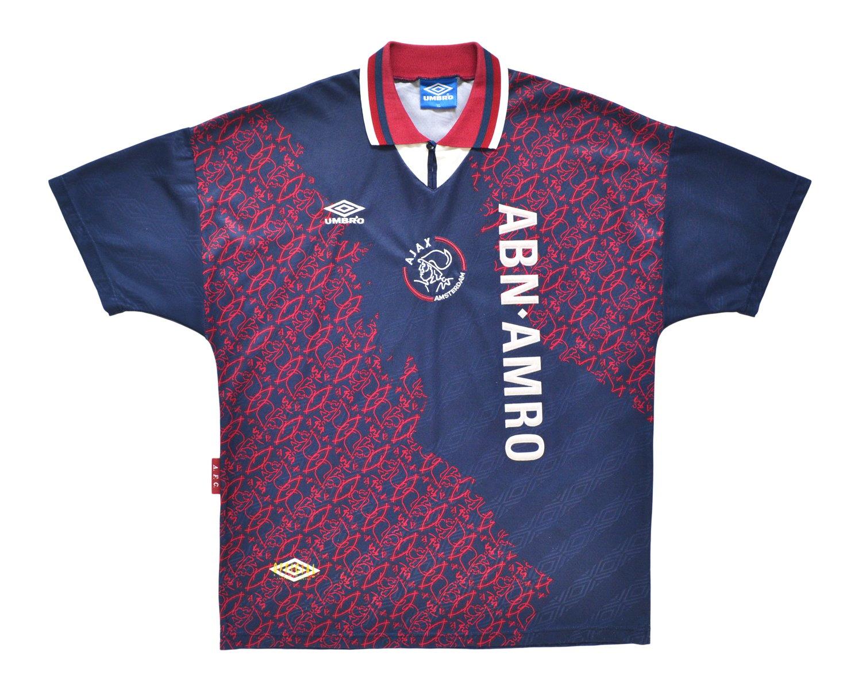Image of 1994-95 Umbro Ajax Away Shirt XL