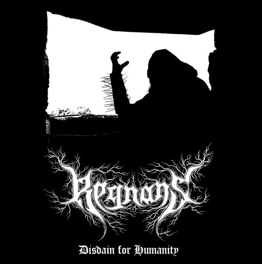 "Image of Regnans - ""Disdain for Humanity"" CD"