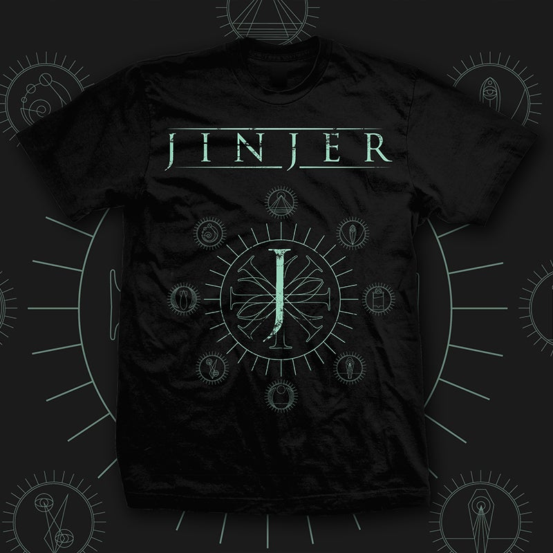 Image of JINJER - Jeometry - TEE