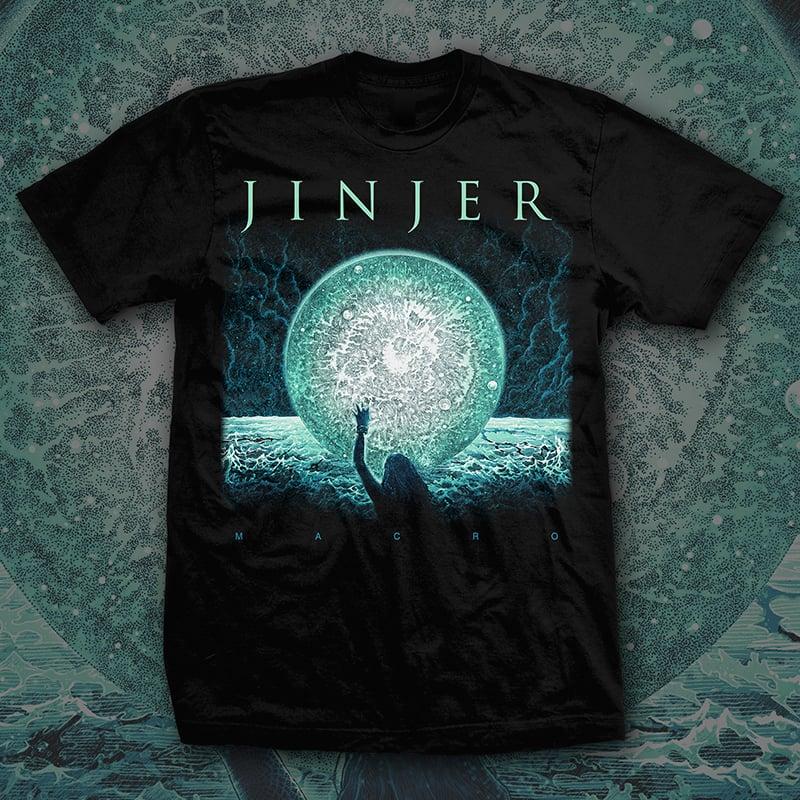 Image of JINJER - Macro - TEE