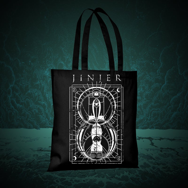 Image of JINJER - Occult - TOTE BAG *PRE-ORDER*