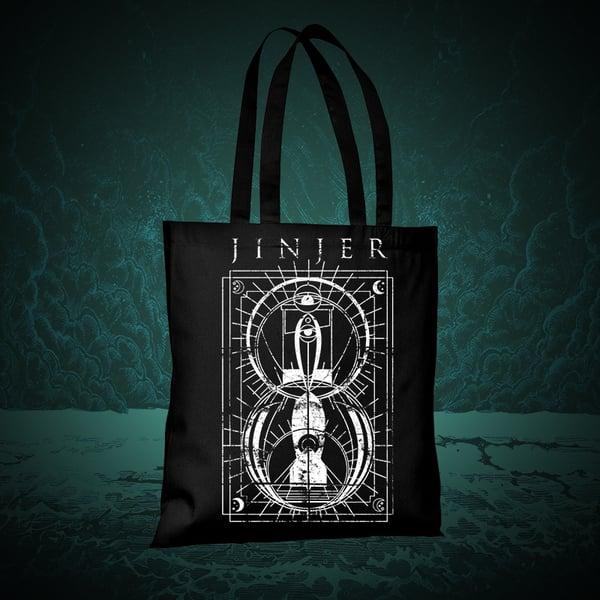 Image of JINJER - Occult - TOTE BAG *PRE-ORDER*