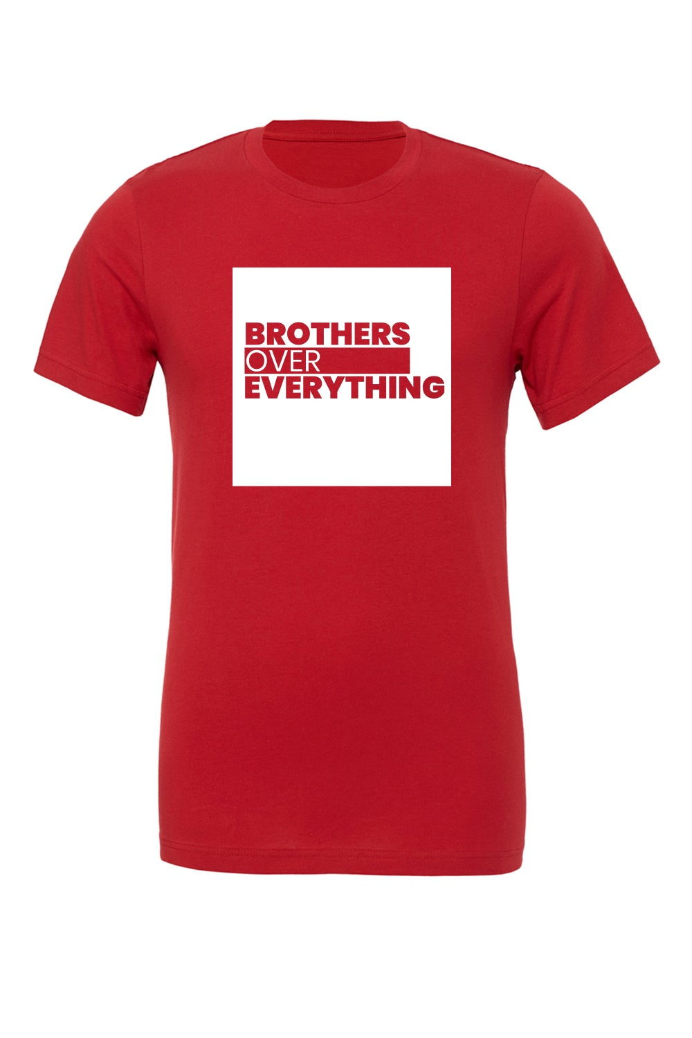 Image of Brothers Over Everything Tee (Pre Sale)