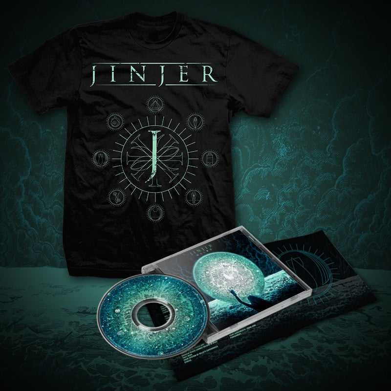 Image of JINJER - Macro - CD Bundle TWO (2019) *PRE-ORDER*