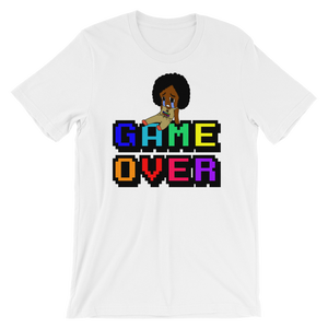 Image of Game Over Girl Tee