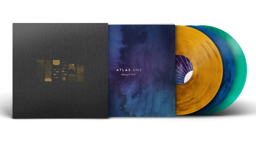 "Image of ""Atlas: I"" - 3-Vinyl Box Set"