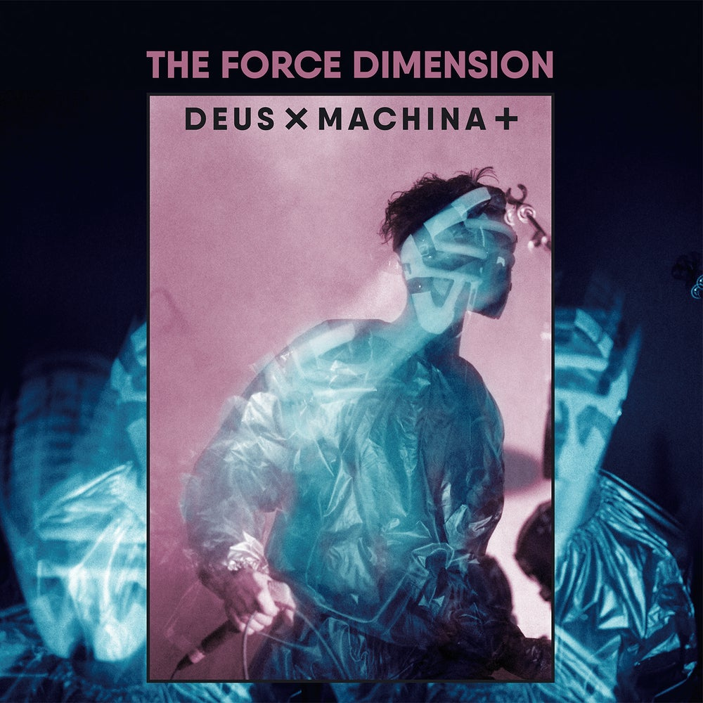 Image of The Force Dimension - Deus x Machina + 2LP