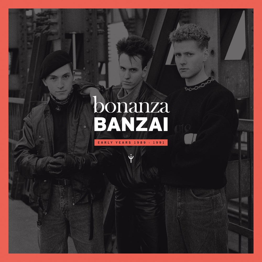 Image of Bonanza Banzai - Early Years 89-91 2LP