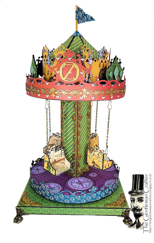 Image of OZ Fall Fair Swing Ride
