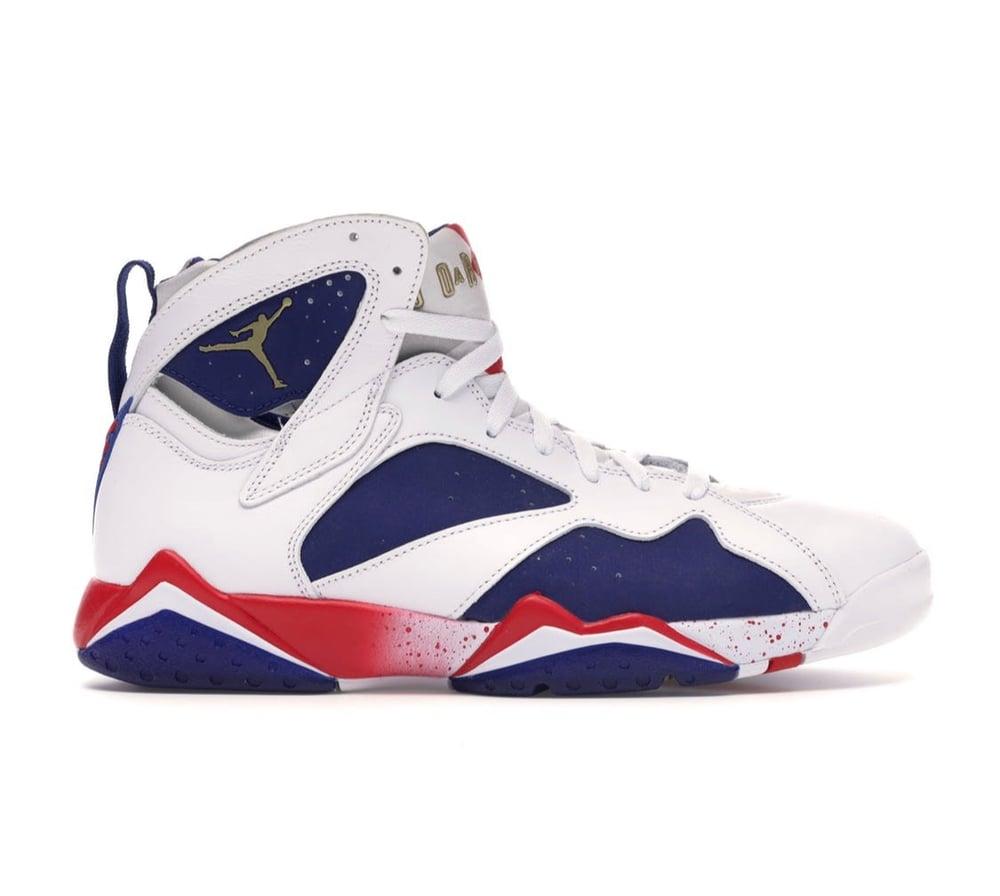 Image of Jordan 7 - Alternate Olympics - Size 13