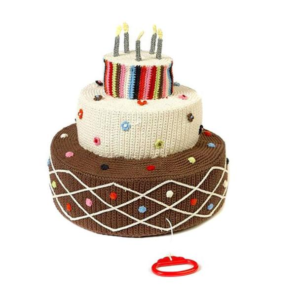 Image of Anne-Claire Petit Crochet Cake Music Box