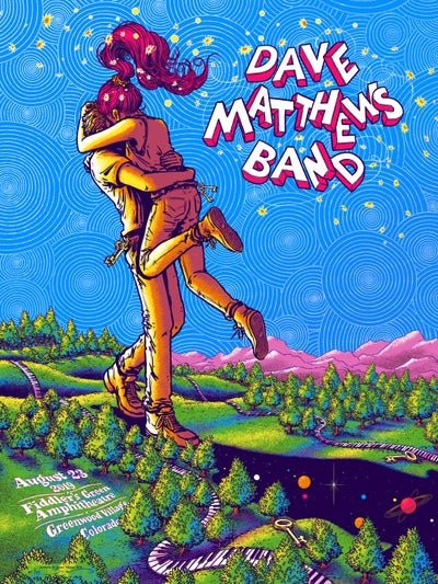 Image of Dave Matthews Band - Fiddler's Green 2019