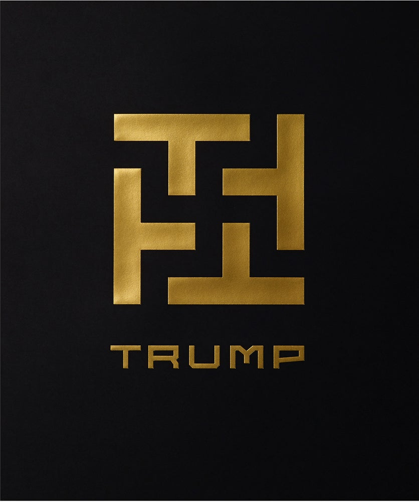 "Image of ""Trump 24K Gold-Plated"""