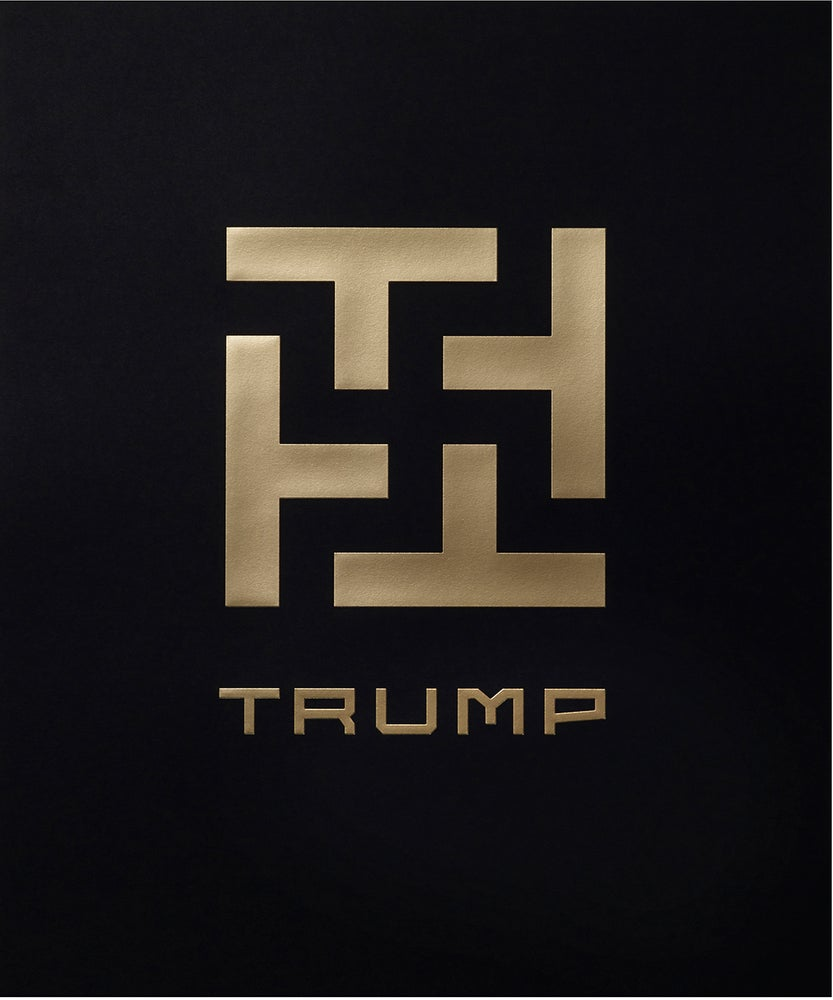 "Image of ""Trump 14K Gold-Plated"""