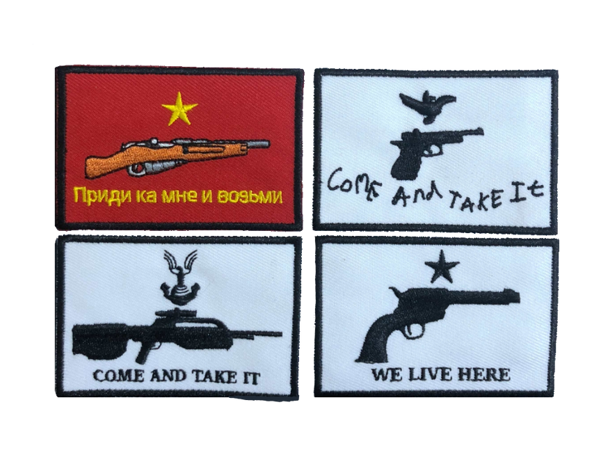 Image of Come and Take It - Assorted