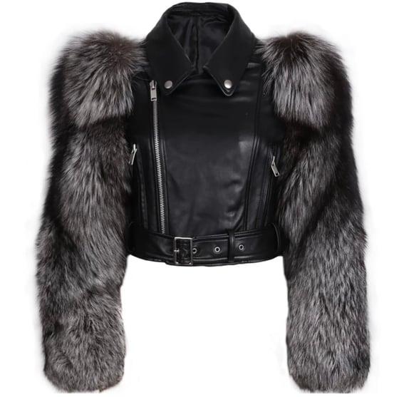 Image of Sarina Cropped Jacket