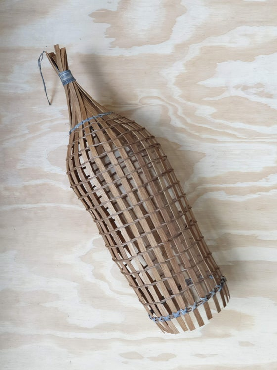 Image of WEAVING WORKSHOP FISH TRAP STYLE BASKET -  Kangaloon Hall - November 14th