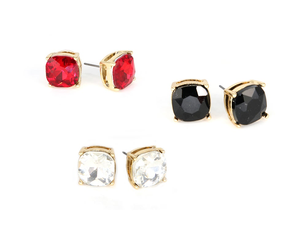 Image of Mega Stud Earrings