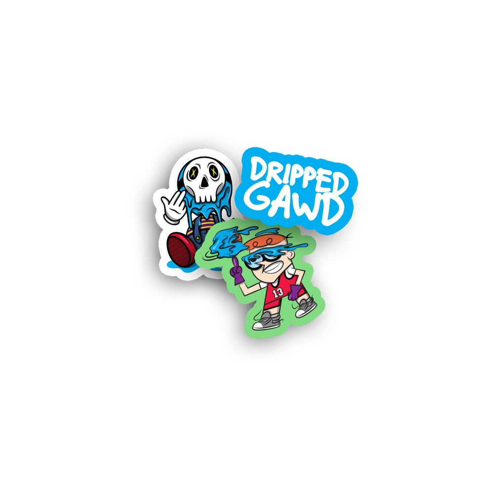 Image of Collection sticker pack