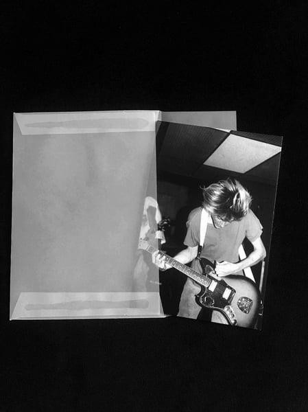 Image of Nirvana POSTCARD set LIMITED EDITION, WITHOUT slipcase