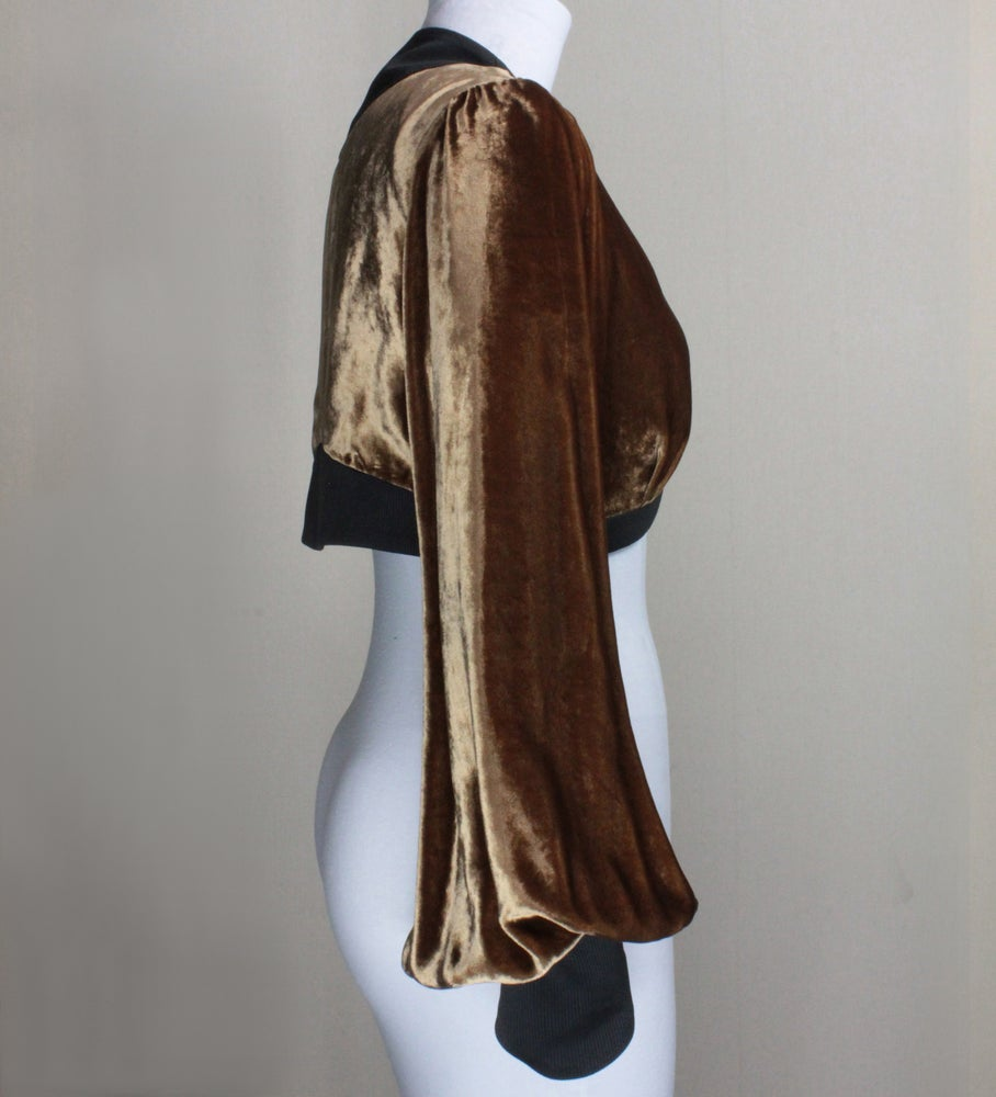 Image of Leone Bolero Jacket