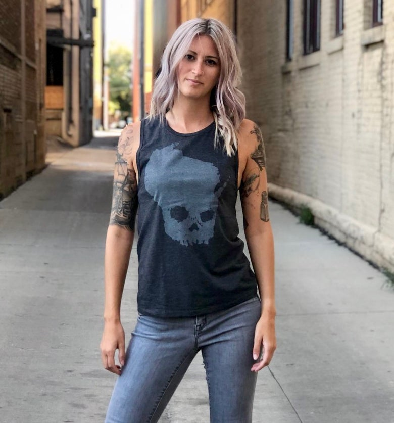 Image of Lady Muscle Shirt