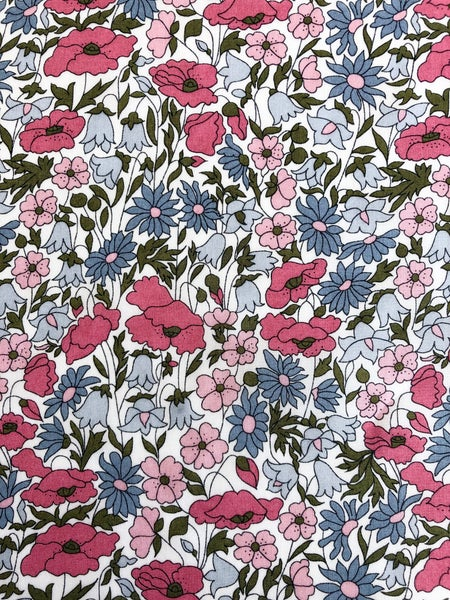 Image of Liberty Fabrics - Poppy & Daisy C