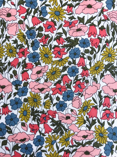 Image of Libert Fabrics - Poppy & Daisy A