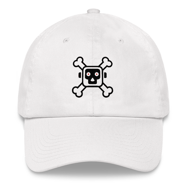 """Image of """"Respect The Logo"""" Hat Wht/Blk"""