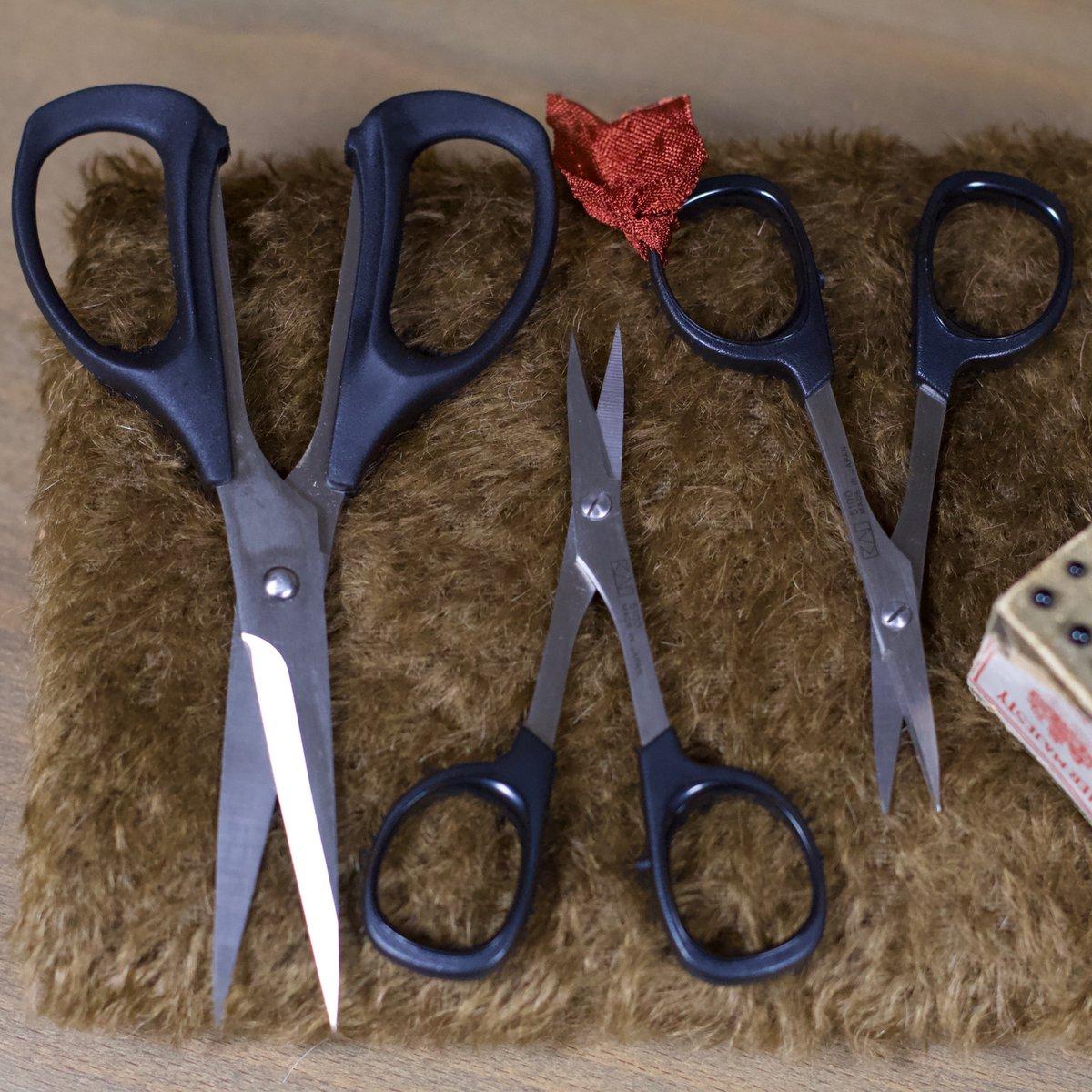 Image of My Favorite Sewing Scissors ~ By: Kai of Japan ~ 3 pair