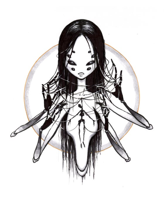 Image of Arachne