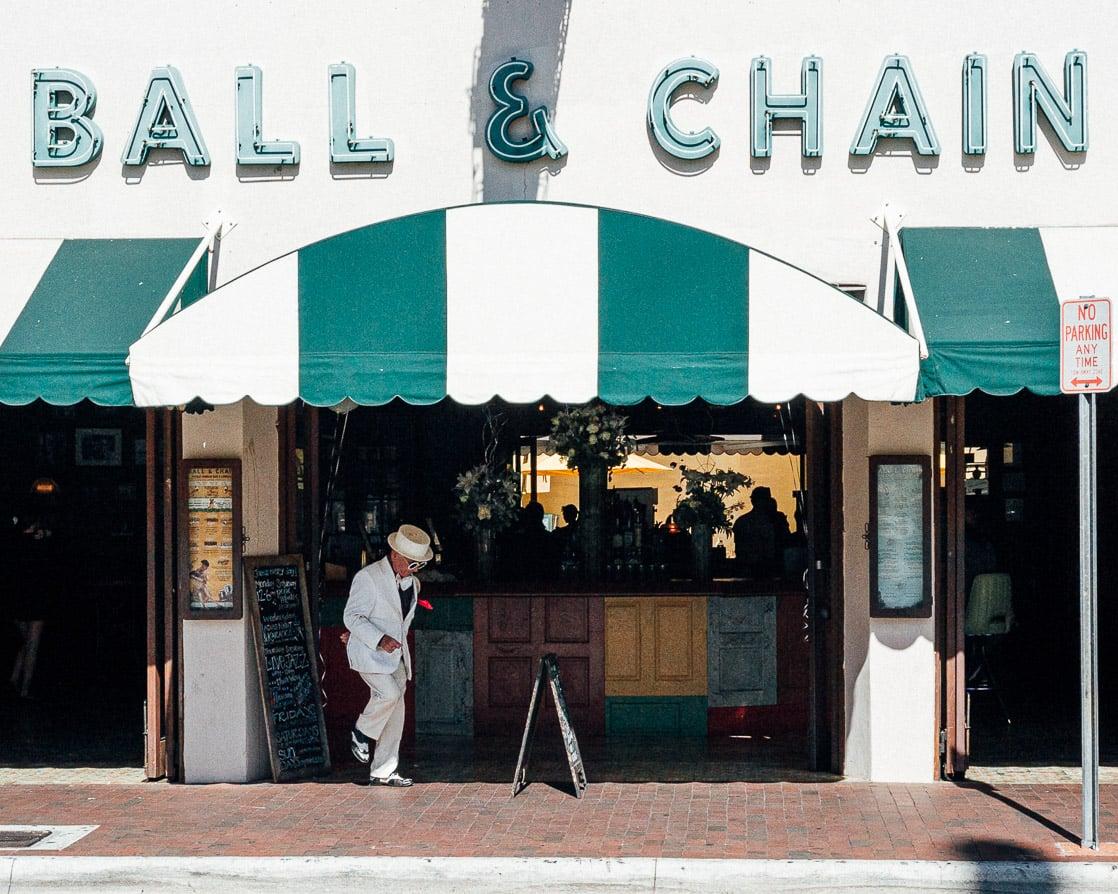 Image of Ball & Chain - 8x10 Print