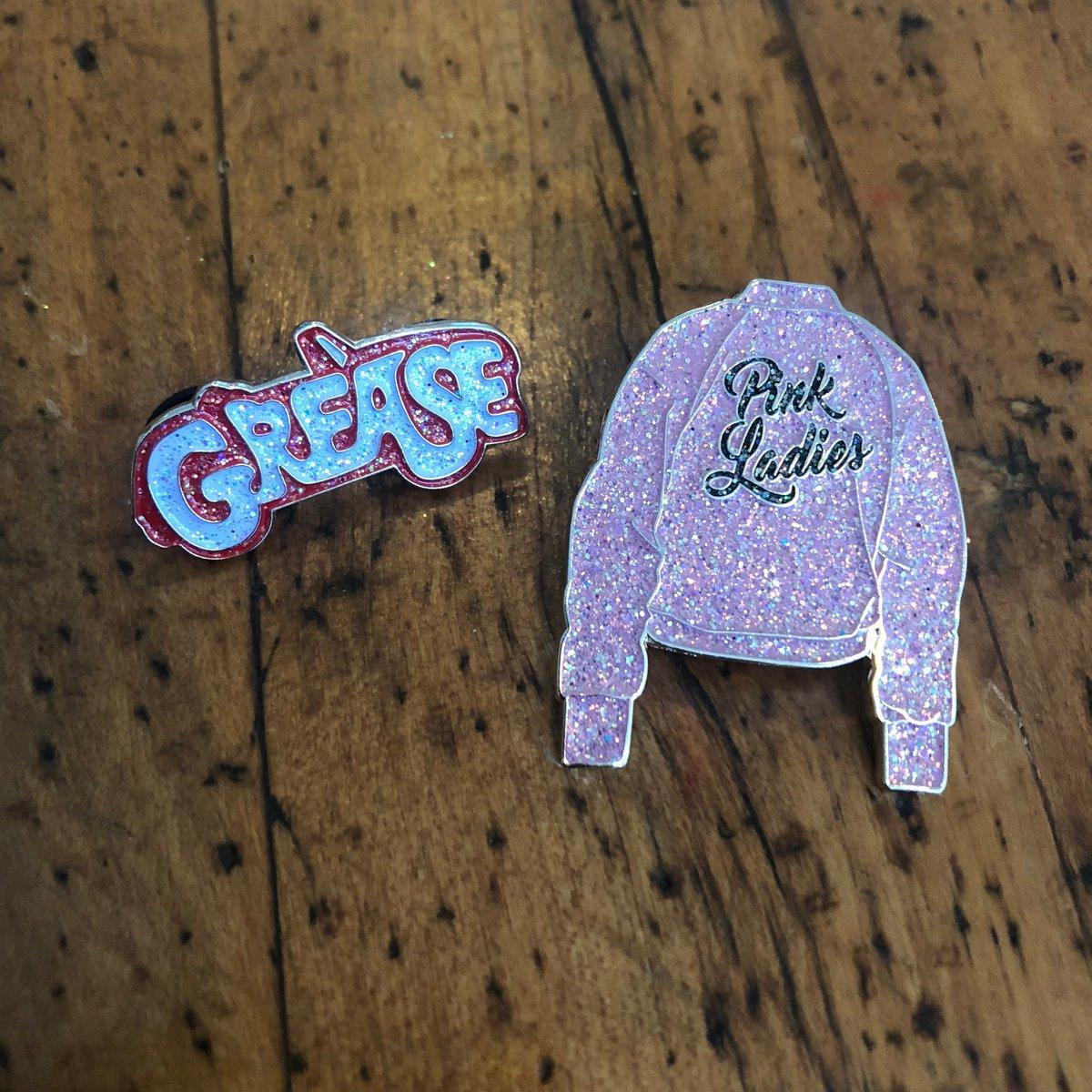 Image of GREASE pins
