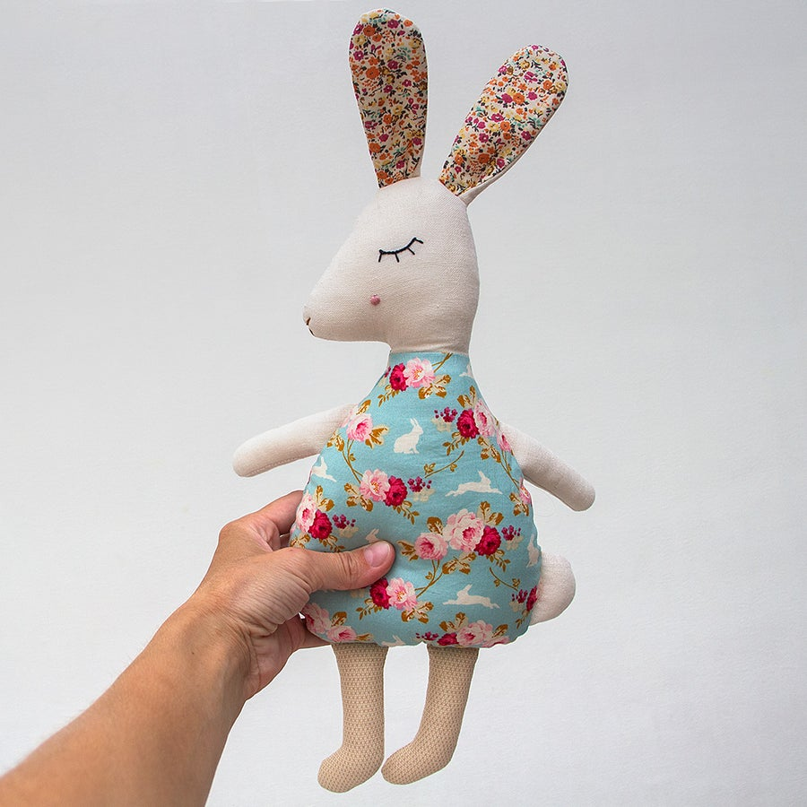 Image of Bunny soft toy