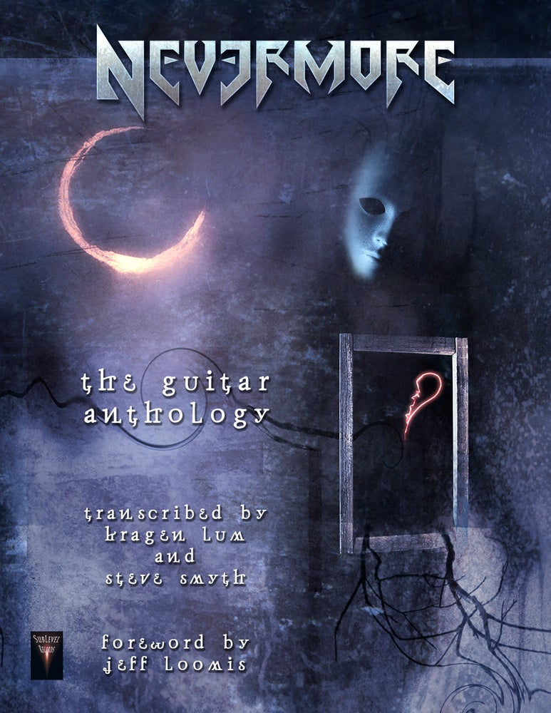 Image of Nevermore - The Guitar Anthology (eBook Edition)