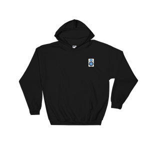 Image of Monitor Embroidery Hoodie