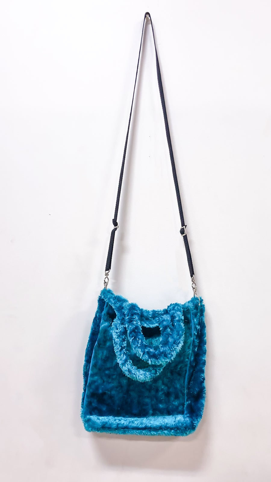 Image of Fuzzy bag
