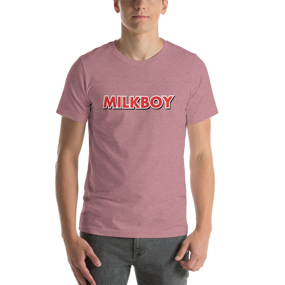 Image of MilkBoy Orchid Etch Tee