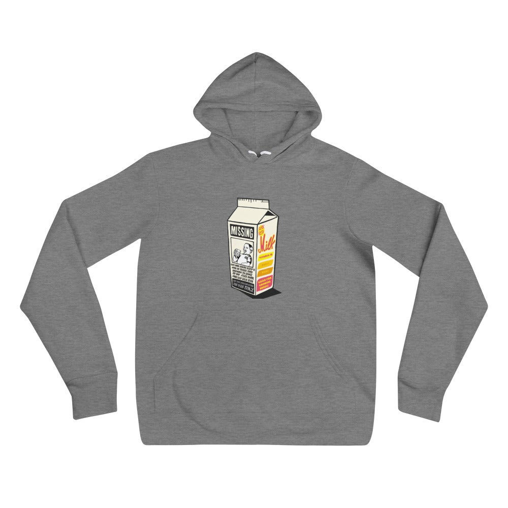 Image of MilkBoy Carton Pull-Over Hoodie