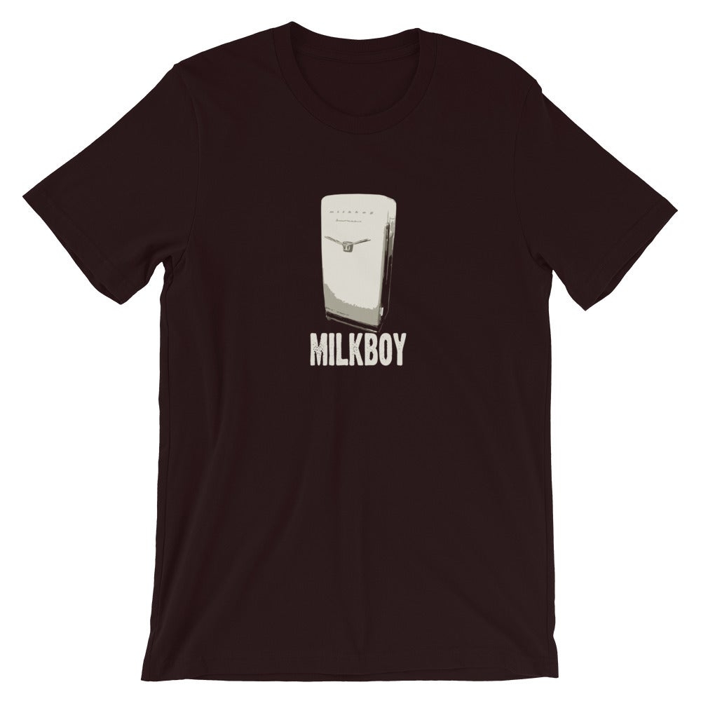 Image of MilkBoy Fridge Oxblood Tee